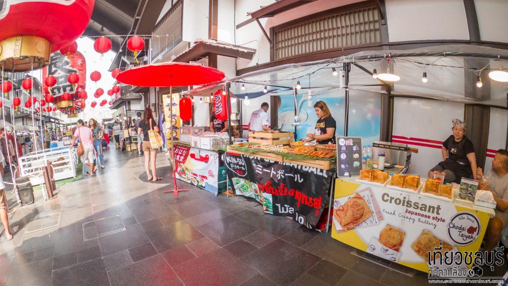 J-PARK เจพาร์คศรีราชา ที่กิน ที่เที่ยวสไตล์ญี่ปุ่น